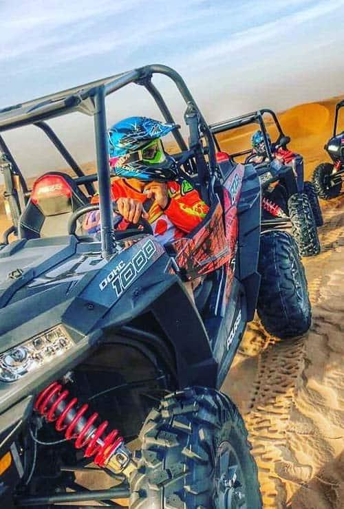 Dune Buggy Adventures Dubai 10