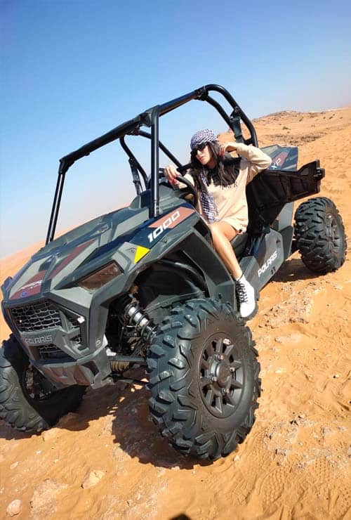 dune buggy rental dubai image