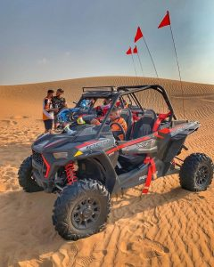 Adventurous Dune Buggy Rental Dubai with the best Guides